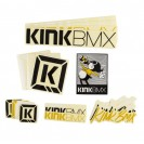 Набор наклеек KINK BMX ассорти