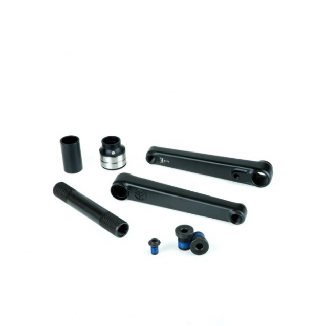Шатуны Federal Vice 2 24mm - черные 170mm
