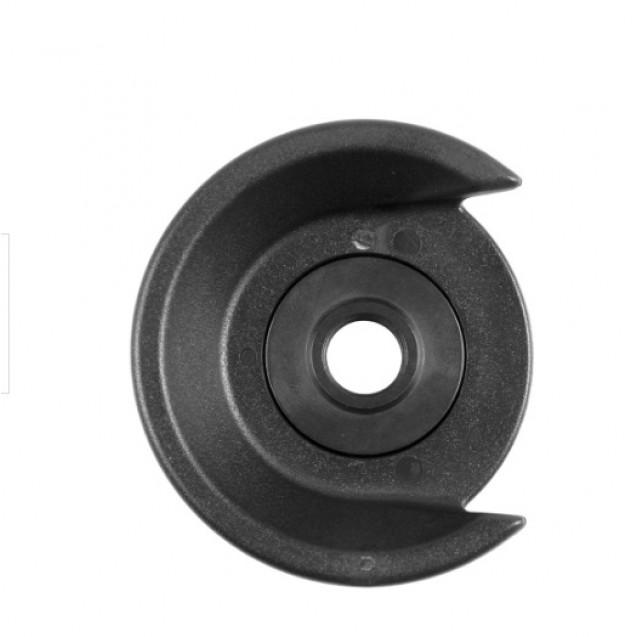 Защита задней втулки Federal Freecoaster пластиковая черная (сторона драйвера)