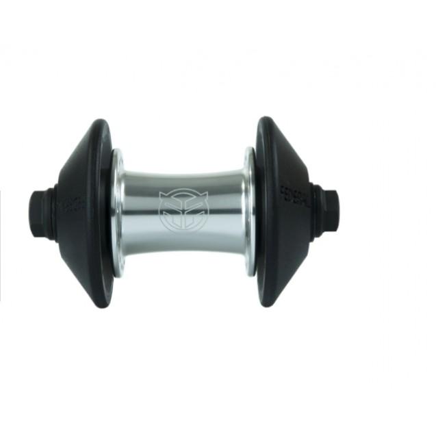 Втулка передняя Federal Stance Pro с хабгардами - хромированная 10mm