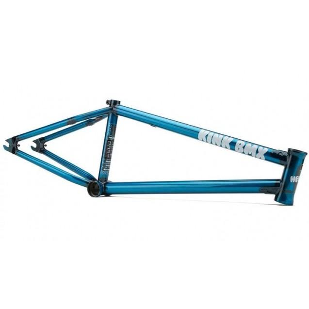 Рама KINK BMX Crosscut 20,75 голубая