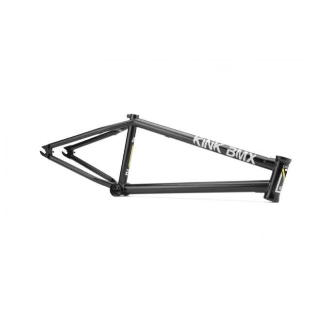 Рама KINK BMX Crosscut 21,25 черная