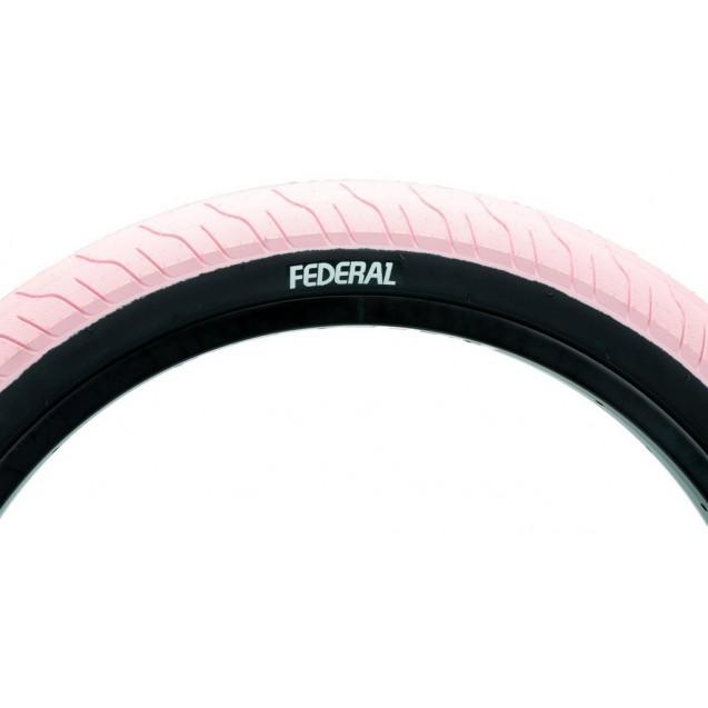 Покрышка Federal Response - розовая с черными боками 2.35