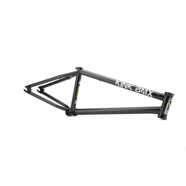 Рама KINK BMX  Crosscut 20,75 черная
