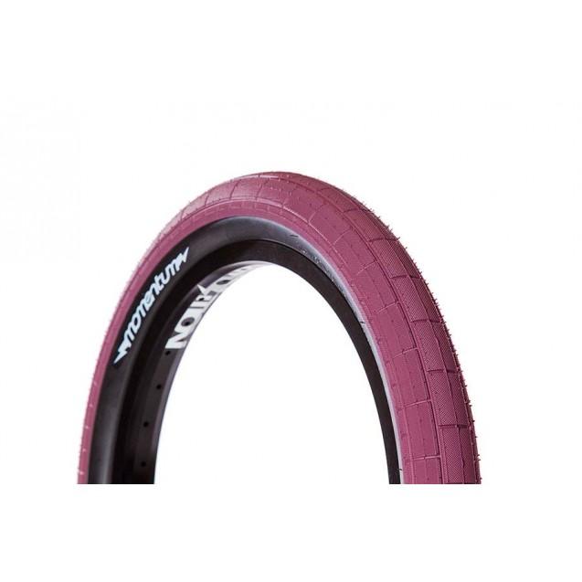Покрышка Demolition Momentum 20х2.2, фиолетовая/черные бока