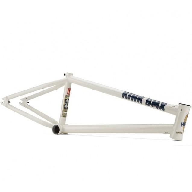 Рама KINK BMX Williams 21 белая