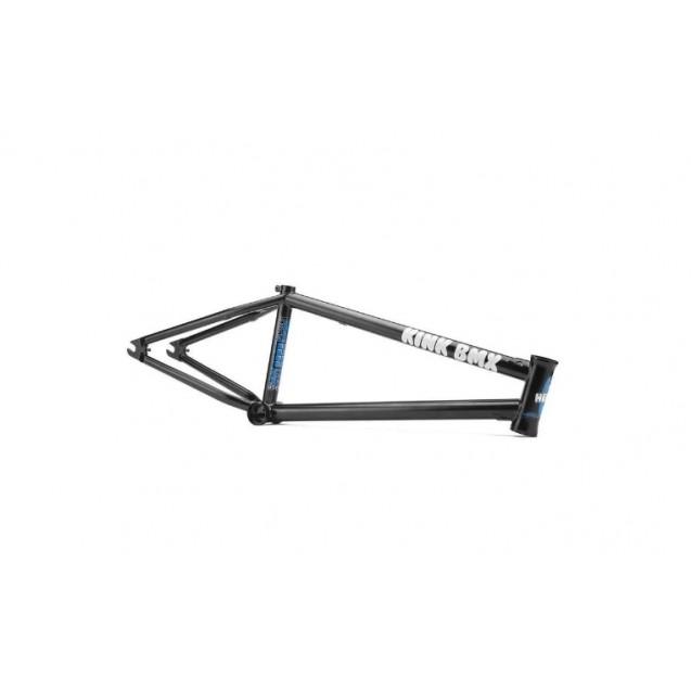 Рама KINK BMX Williams 20,75 черная