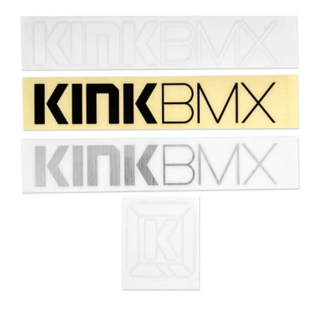 Набор наклеек KINK BMX Die Cut