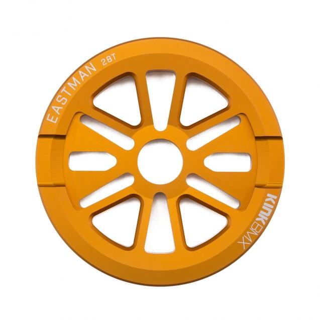 Звезда KINK BMX Eastman 28T оранжевая