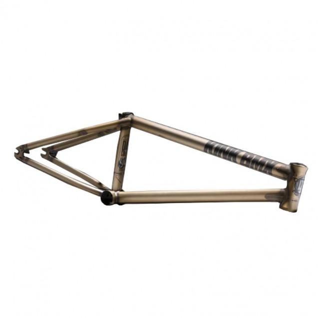 Рама KINK BMX Contender 20,75 латунная