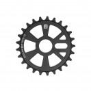 Звезда  KINK BMX  Bedlam 25T матовая черная