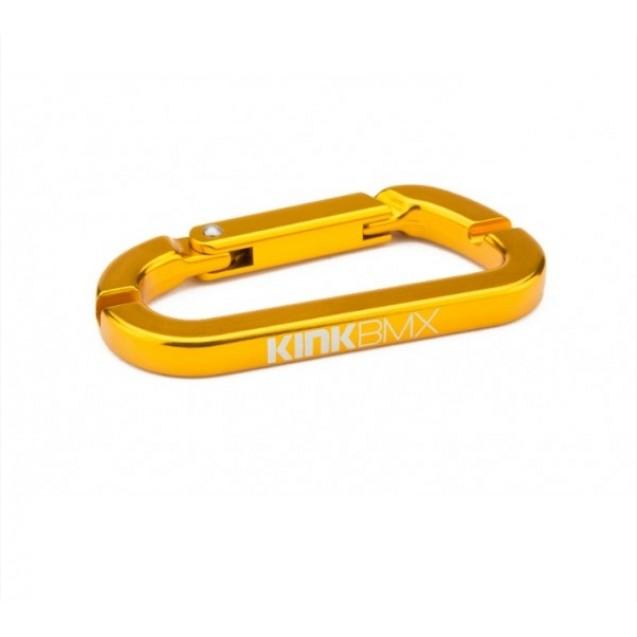 Карабин KINK спицной ключ золотистый