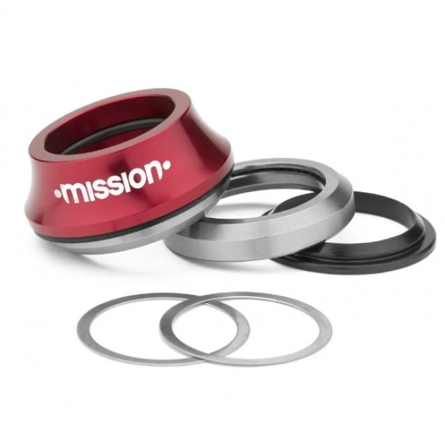 Рулевая Mission Turret красная