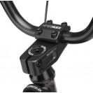 Велосипед KINK BMX Gap FC 2021 черно-синий
