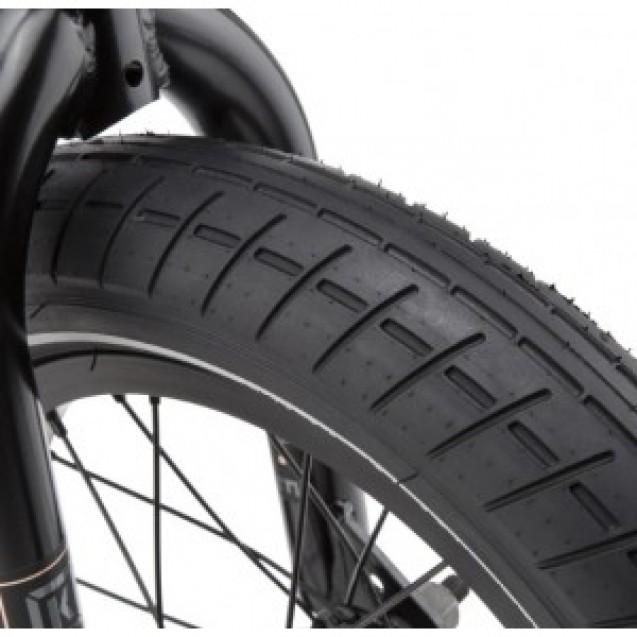 """Велосипед KINK BMX Pump 14"""" 2021 серый"""