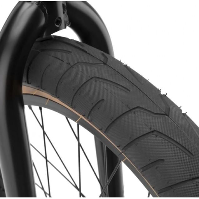 Велосипед KINK BMX Launch 2021 коричневый