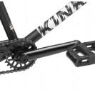 Велосипед KINK BMX Curb 2021 черный