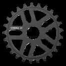 Звезда Cinema Rewind черная 25T